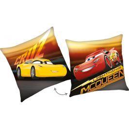 Herding Disney Cars polštářek Blesk McQueen a Cruz
