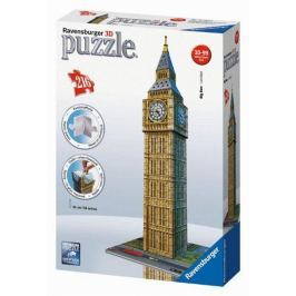 Ravensburger Puzzle Big Ben Londýn 216 dílků