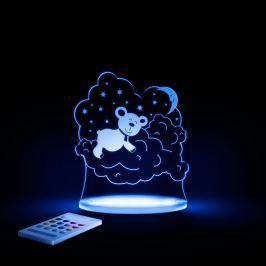 Aloka Noční světýlko Medvídek + ovladač pro volbu barev