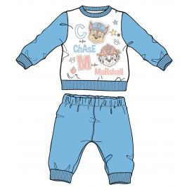 Disney by Arnetta Chlapecké pyžamo Paw Patrol - světle modré