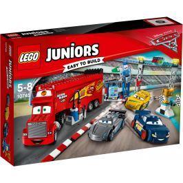 LEGO® Juniors 10745 Finálový závod Florida 500