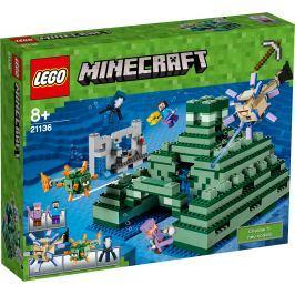 LEGO® Minecraft 21136 Památník v oceánu