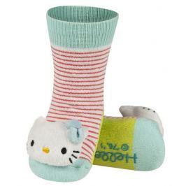 SOXO® Dívčí ponožky Hello Kitty - barevné
