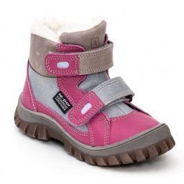 Detail zboží · RAK Dívčí zimní boty Alaska - růžovo-šedé b1f63e8b97