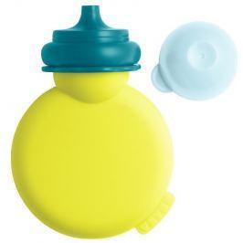 BÉABA Lahvička Babypote - zeleno-žlutá