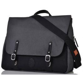 PacaPod Prescott přebalovací taška i batoh, šedočerná