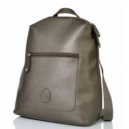 PacaPod Hartland přebalovací taška i batoh, šedostříbrná