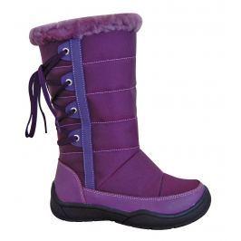 Protetika Dívčí sněhule SELY - fialové