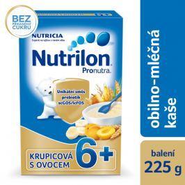 Nutrilon Pronutra mléčná kaše krupicová s ovocem 225g