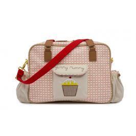 Pink Lining Přebalovací taška YUMMY MUMMY, Love