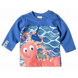 Gelati Chlapecké tričko s chobotnicí - modré