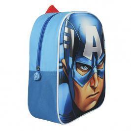 Disney Brand Dětský batůžek Avengers, modrý