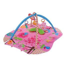 Sun Baby Hrací deka, růžoví ptáčci