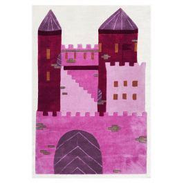 Happy Rugs Dětský koberec hrad, 120x180 cm