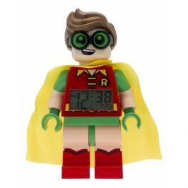 LEGO® Watch & Clock LEGO® BATMAN MOVIE Robin - hodiny s budíkem