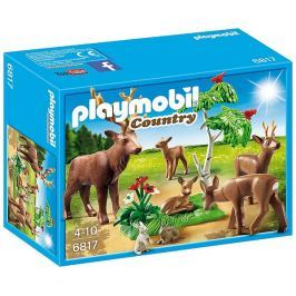 Playmobil 6817 Stádo jelenů
