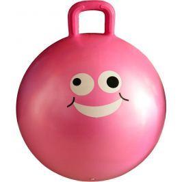Sulov JUMPING BALL,55 cm, růžový