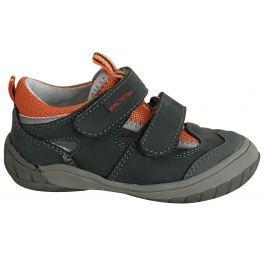 Protetika Chlapecké boty Gars - šedé