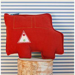 Bartex Design Pyžamožrout, Autíčko - oranžovo-zelené