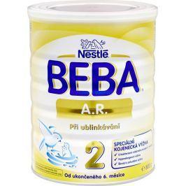 BEBA A.R. 2 speciální kojenecké mléko při ublinkávání, 800 g