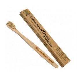 Bambusový zubní kartáček Bamboo, Curanatura