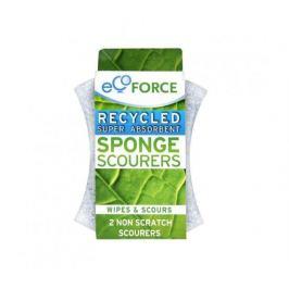 EKO houbičky extra jemné Soft - 2ks EcoForce