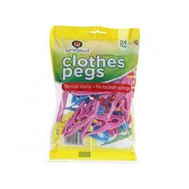 EKO kolíčky na prádlo 24ks EcoForce