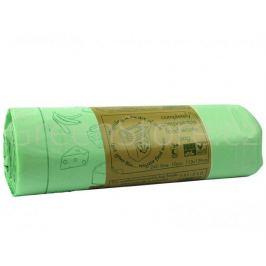 Kompostovatelný sáček na odpad - 240l (role 10ks)