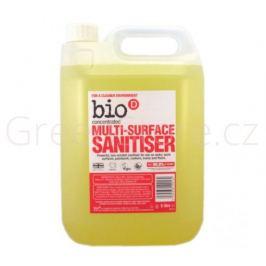 Bio-D Čistič na různé druhy povrchů s dezinfekcí 5l