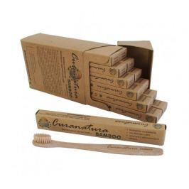 Zubní kartáčky Curanatura Bamboo - 12ks