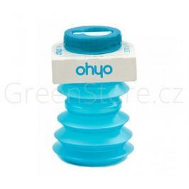Skládací lahev Ohyo 500ml - modrá