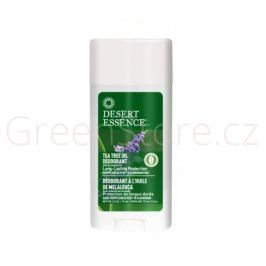 Desert Essence Deodorant Tea Tree a Levandule 70ml