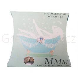 Přírodní relaxační sáčky do koupele pro uklidnění Mmm 3ks