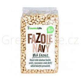 Fazole navy 500g BIO Country Life