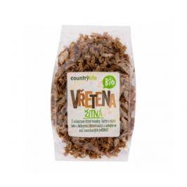 Těstoviny vřetena žitná 400g BIO Country Life