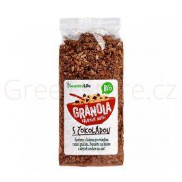 Granola - Křupavé müsli s čokoládou 350g BIO Country Life