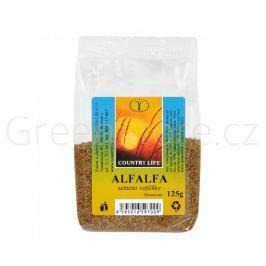 Alfalfa semínka vojtěšky 125g BIO Country Life