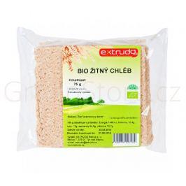 Chlebíček žitný křupavý 75g BIO EXTRUDO