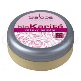 BIO Karité růžový balzám 50ml Saloos