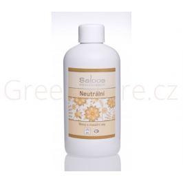 BIO tělový a masážní olej Neutrální 250ml Saloos