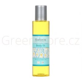 BIO tělový a masážní olej Body Fit 125ml Saloos