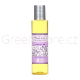 BIO tělový a masážní olej Levandule 125ml Saloos