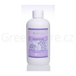 BIO tělový a masážní olej Levandule 250ml Saloos