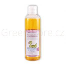 Dětský koupelový olej mandarinkový 200ml Nobilis Tilia