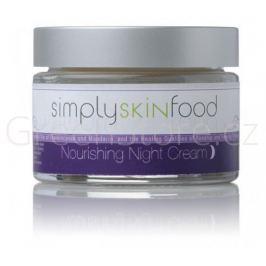 Přírodní výživný noční krém se šípkovým olejem 50ml Simply Soaps