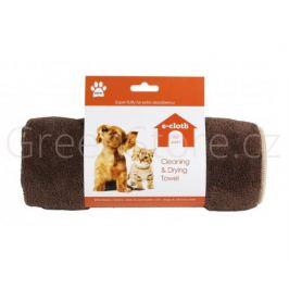 Ručník pro psy a kočky - z mikrovláken E-cloth