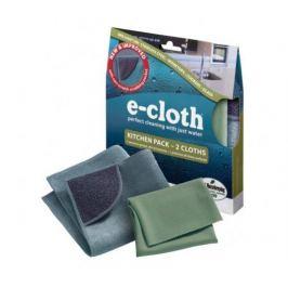 Sada hadříků do kuchyně - 2ks E-cloth