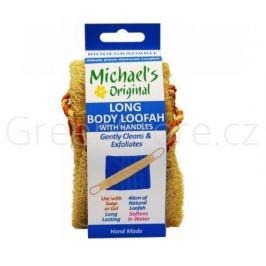 Přírodní tělová luffa/houba dlouhá - Michael's Orig.