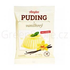Puding vanilkový bezlepkový 40g AMYLON