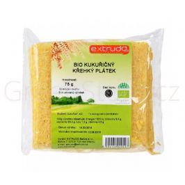 Chlebíček kukuřičný křupavý bezlepkový 75g BIO EXTRUDO